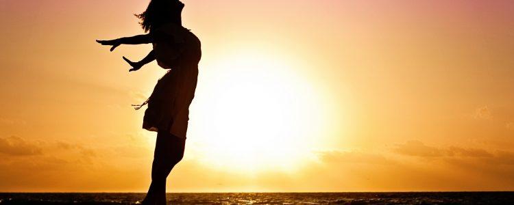 Il respiro è la forza vitale che fluisce nel corpo.